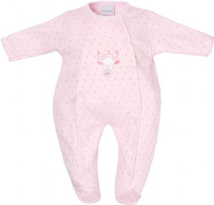 Tiny Bear Sleepsuit